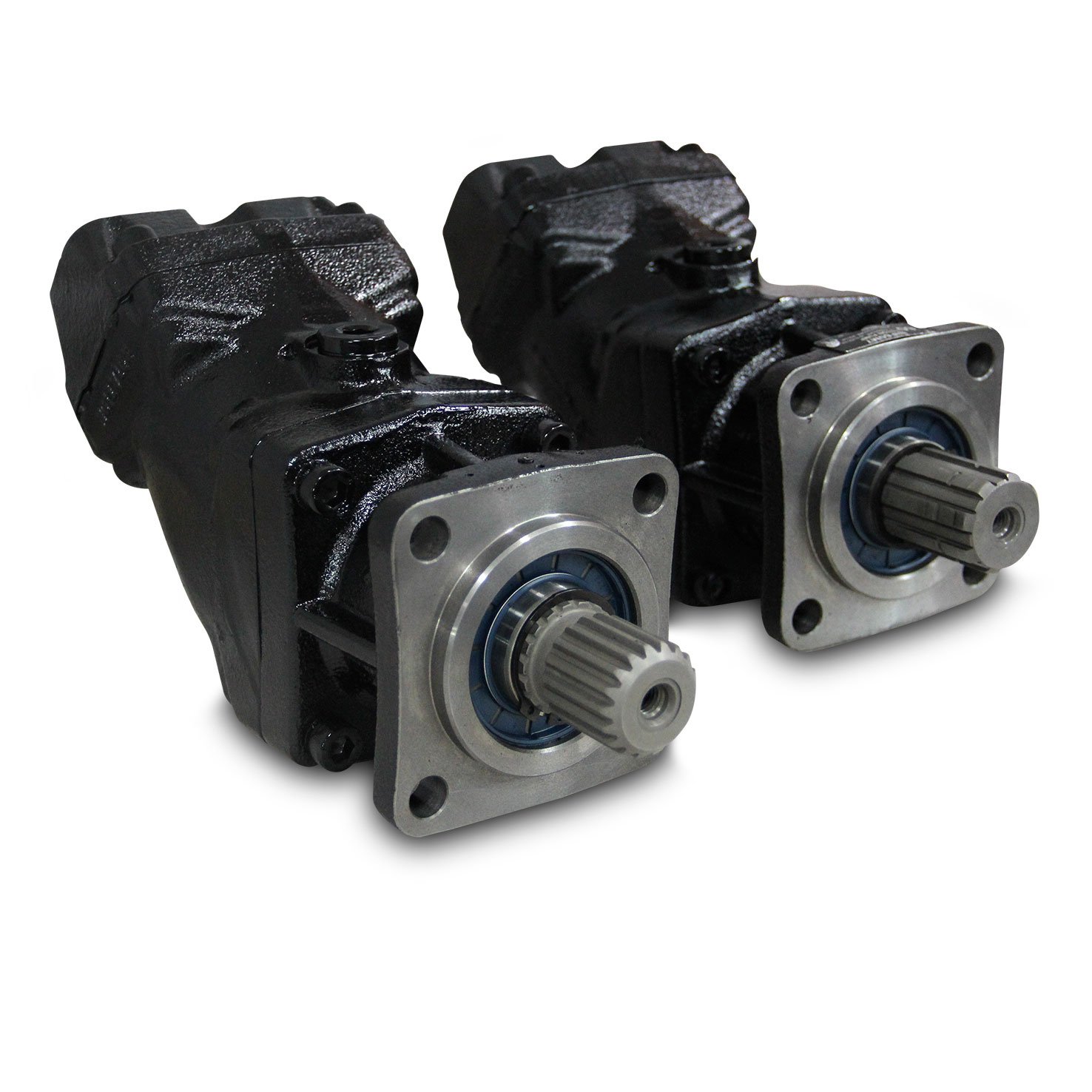 BIF Iron Cast Bent Axis Piston Pumps