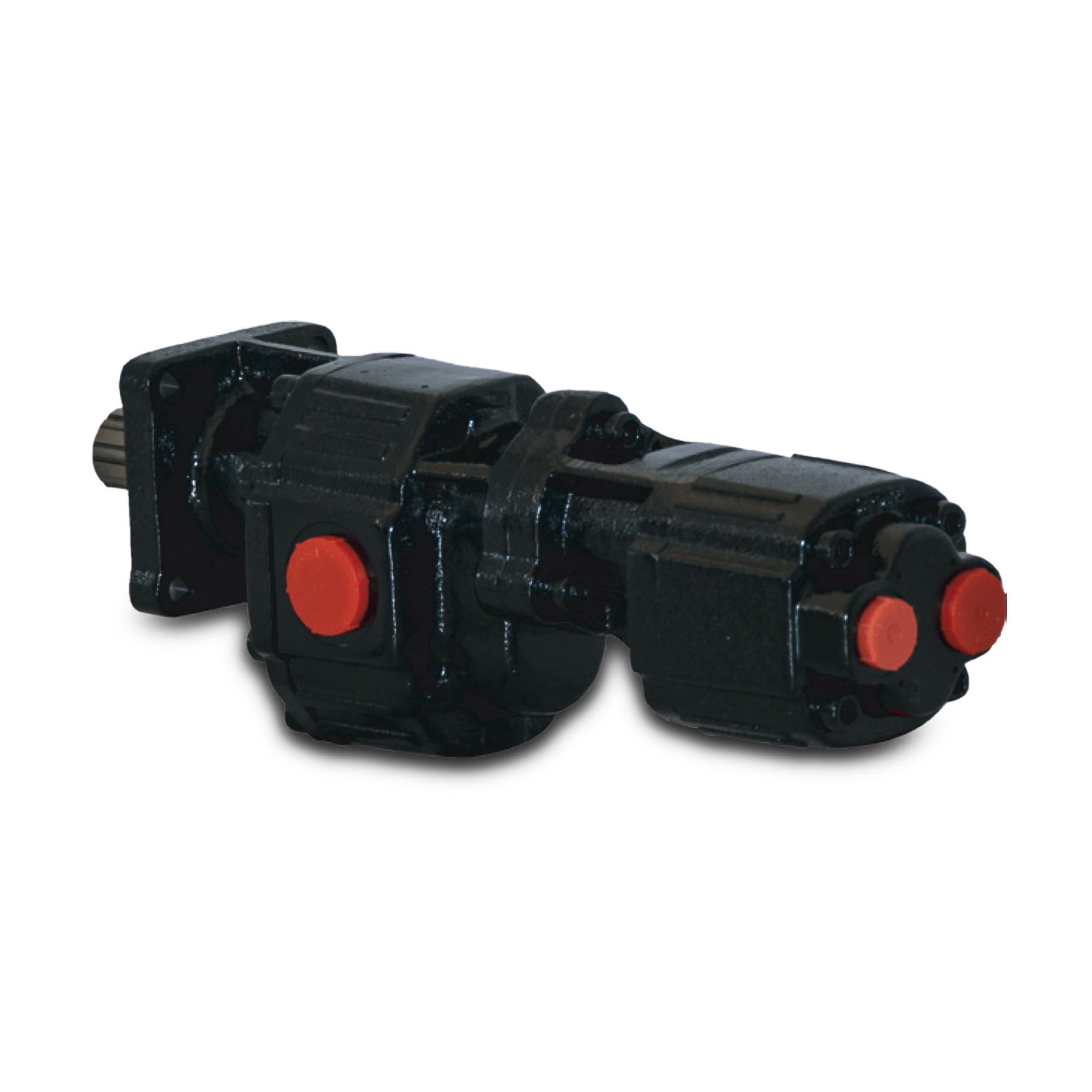 tandem hydraulic gear pump B3D series by ABER