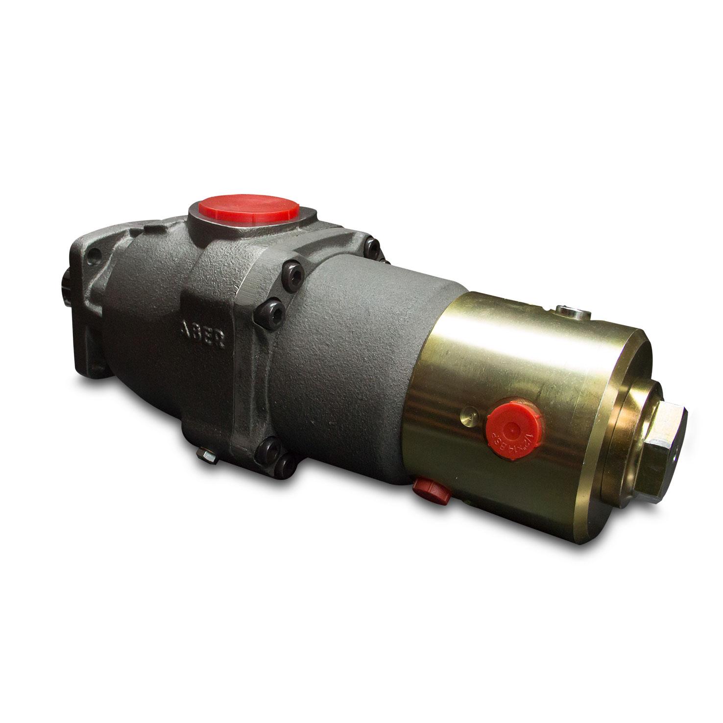 customized piston pump by ABER
