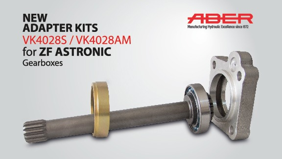 ZF ASTRONIC GEARBOX ADAPTER KITS