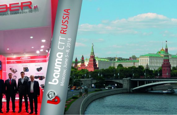 ABER | bauma CTT RUSSIA 2018 - ABER
